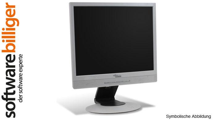 FSC ScenicView P19-2 - 19 Zoll Monitor LCD Flachbildschirm Drehbar Lautsprecher