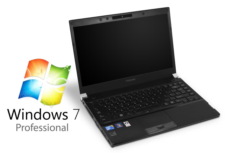 laptop toshiba portege r700 13 3 zoll laptop core i5 2 67ghz 4gb 320gb win7pro64 ebay. Black Bedroom Furniture Sets. Home Design Ideas