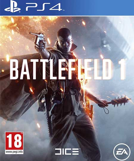Battlefield 1 für Playstation 4 [AT- PEGI]