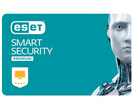 ESET Smart Security Premium - 5PC / 1Jahr ESD