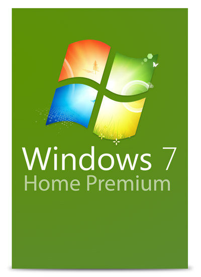 Windows 7 Home Premium 32 Bit - Systembuilder