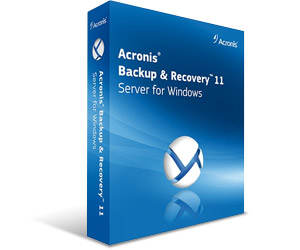 Acronis Backup & Recovery 11.5 Server for Windows Bundle inkl. Universal Restore