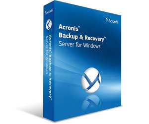 Acronis Backup & Recovery 12 Server for Windows Bundle inkl. Universal Restore