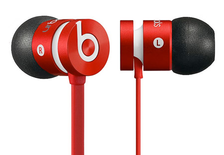 Beats by Dr. Dre urBeats - Red