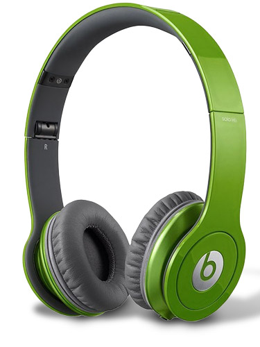beats by dr dre solo hd gr n kopfh rer g nstig kaufen. Black Bedroom Furniture Sets. Home Design Ideas
