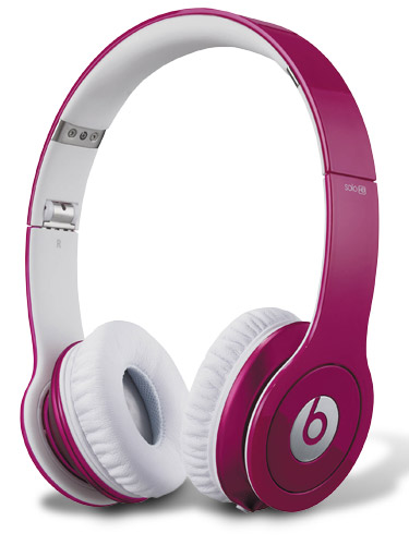 Beats by Dr. Dre Solo HD Bubble Gum