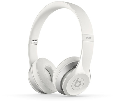 Beats by Dr. Dre Solo2 On-ear Kopfhörer Headphones Weiss