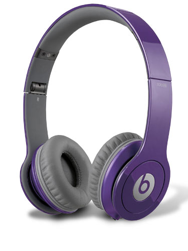 Beats by Dr. Dre Solo HD Lila