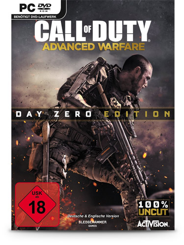 Call of Duty: Advanced Warfare Day Zero Edition - PC