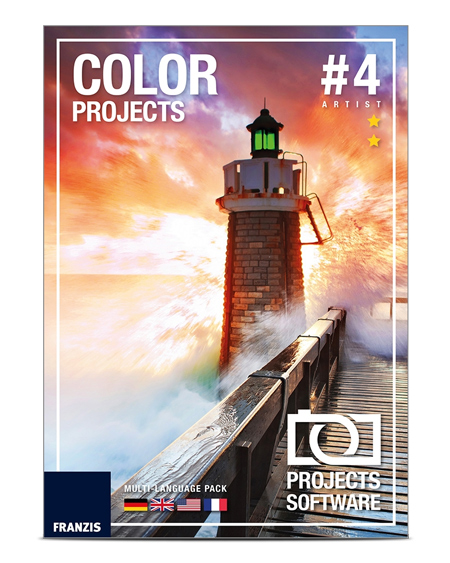 Franzis COLOR projects 4 - PKC
