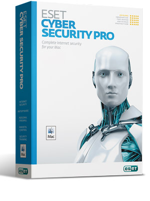 ESET Cyber Security Pro 3 Mac / 1 Jahr ESD