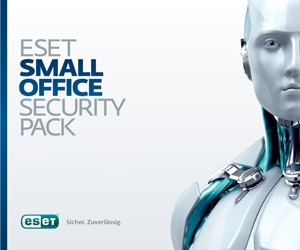 ESET Home Office Security Pack - 5 PC, 5 Mobile Geräte, 1 File Server, 1 Jahr ESD