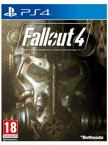 Fallout 4 Day One Edition - Playstation 4