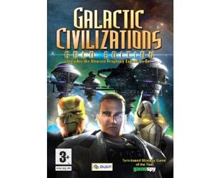 Galactic Civilization - Gold edition - USK 6