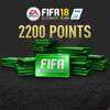 Fifa 18 2.200 Fifa Ultimate Team Points PC - Günstig kaufen !