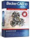 BeckerCAD 10 - 3D Pro f�r Windows - G�nstig kaufen bei Softwarebilliger.de