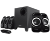 Creativ Inspire T6300 Home Entertainment 5.1 Sound-System - Günstig kaufen !