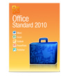 Microsoft Office Standard 2010 Word, Excel, Power Point, OneNote, Outlook, Publisher - Softwarebilliger.de