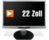Philips Brilliance 220P - 22 Monitor - Günstig kaufen bei Softwarebilliger.de