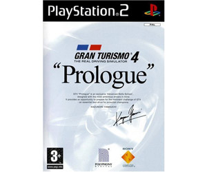 Gran Turismo 4 - Prologue - PS2
