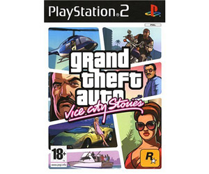 GTA - Grand Theft Auto Vice City Stories  USK 16