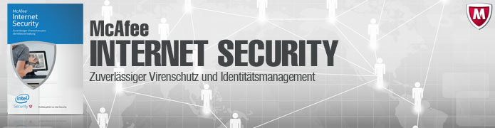 McAfee Internet Security 2016 - 1PC / 1Jahr - ESD