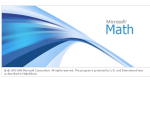 Microsoft Maths 3.0