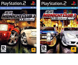 Midnight Club 3:  Dub Edition + Dub Edition Remix  USK 6