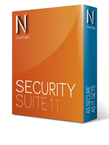 Norman Security Suite 11 - Antivirus & Antispyware - 5 PC / 1 Jahr - ESD