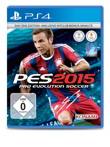 PES 2015 - Pro Evolution Soccer 2015 - PS4