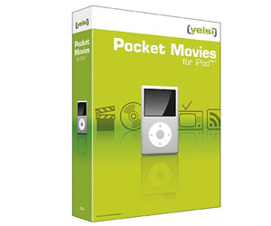 Pocket Movies für iPod