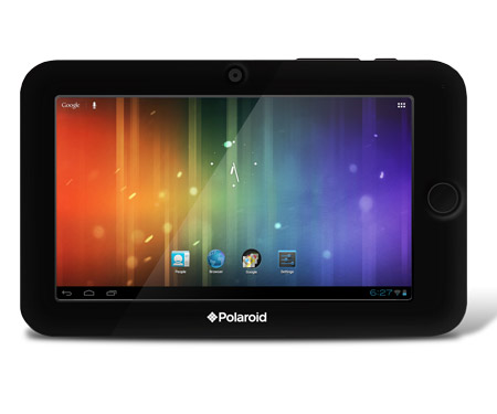 polaroid midc 407 7 zoll tablet mit android g nstig online kaufen. Black Bedroom Furniture Sets. Home Design Ideas