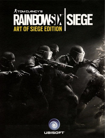 Rainbow Six Siege - ART OF SIEGE EDITION - PS4