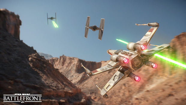 Star Wars: Battlefront Day One Version - PS4