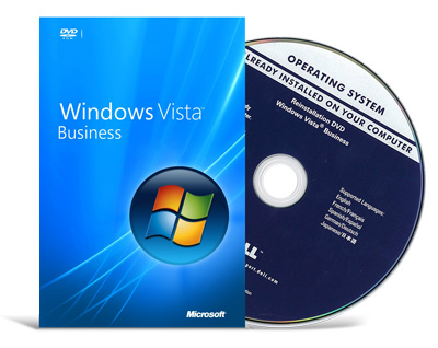 Windows Vista Business 64 Bit