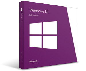 Windows 8.1 - 64 Bit Systembuilder
