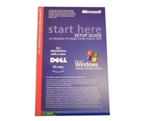 Windows XP Media Center Edition 2005 Rollup 2