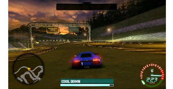 Need for Speed: Carbon: Own The City Platinum