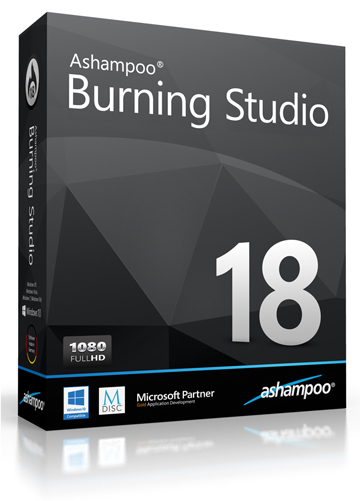 Ashampoo Burning Studio 18 - ESD