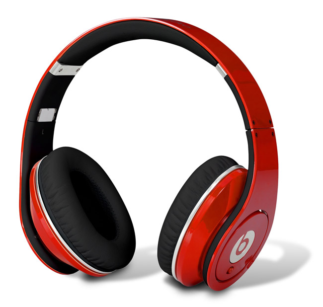 Beats by Dr. Dre Studio - Rot