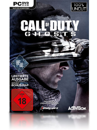 Call of Duty: Ghost + Free Fall - PC