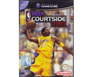 NBA Courtside 2002 - Gamecube