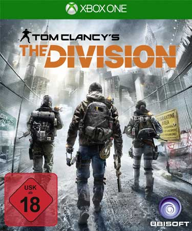 Tom Clancy´s - The Division für XBOX ONE