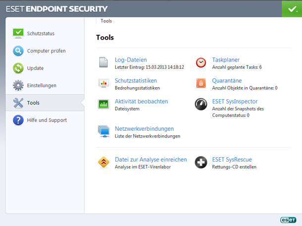 ESET Endpoint Security 5 PC / 1 Jahr