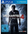 Uncharted 4 - A Thiefs End - PS4 - günstig kaufen bei softwarebilliger.de