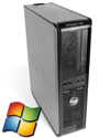 Dell OptiPlex 760 Desktop PC mit WIndows - Günstig kaufen bei Softwarebilliger.de