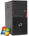Fujitsu Esprimo P720 Tower mit Intel Core i3 CPU und Windows - Günstig kaufen bei Softwarebilliger.de