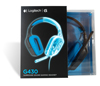 Logitech G430 Surround Gaming-Headset - günstig kaufen bei Softwarebilliger.de