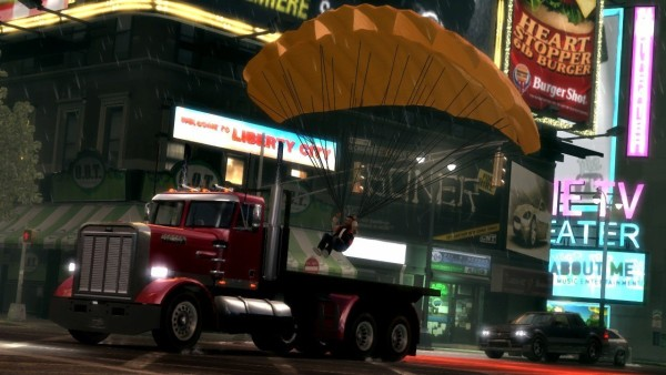 Grand Theft Auto - Episodes from Liberty City - PC