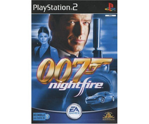 James Bond 007 - Nightfire  PS 2  USK 16